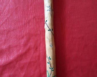 Sacred talking stick