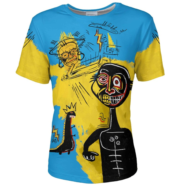 786daa125bb81 T shirt men designer African art Viva Underground psychedelic plus size  vintage festival clothing hipster surrealism mask t shirt tee women