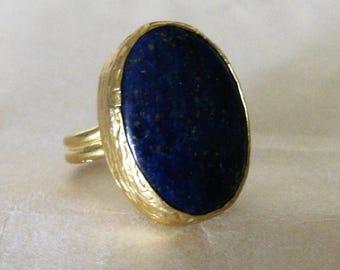 Mixed adjustable ring lapis lazuli,Mother's Day,Father's Day,gifts for Dad,ring lapis lazuli,rings man,lapis lazuli,rings stone,jewel stones