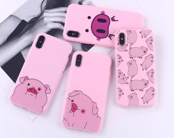 pig in a diaper Iphone case and cover