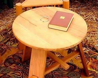 miniature table XIV century