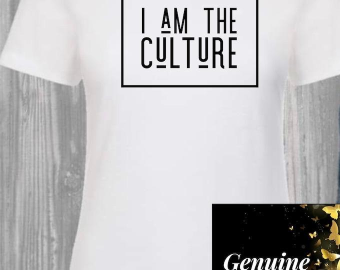 I am the Culture.