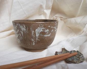 Tea bowls, bols grès, stoneware, clay, ceramic, box, handmade, snow, chawan, gift, soupe, rice lover, cadeau, empreinte, dentelle