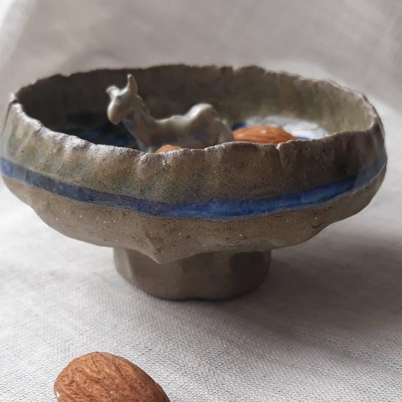 Coupelle Bagues Bijoux Cuprings Céramique Coiffeuse Cadeau image 0