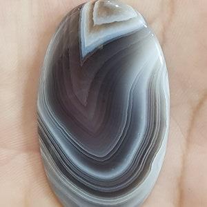 Aquamarine Oval Shape 24x18x8 mm Cabochon Loose Gemstone 21.70 Cts