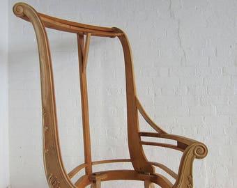 Art Deco Style Corner Chair
