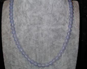 necklace Chalcedony