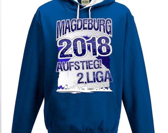 Magdeburg Hoodie Sweater Sweatshirt
