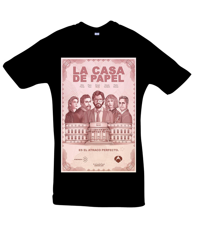 House of Money La Casa de Papel espania Spain bella Chiao  66728b32afe