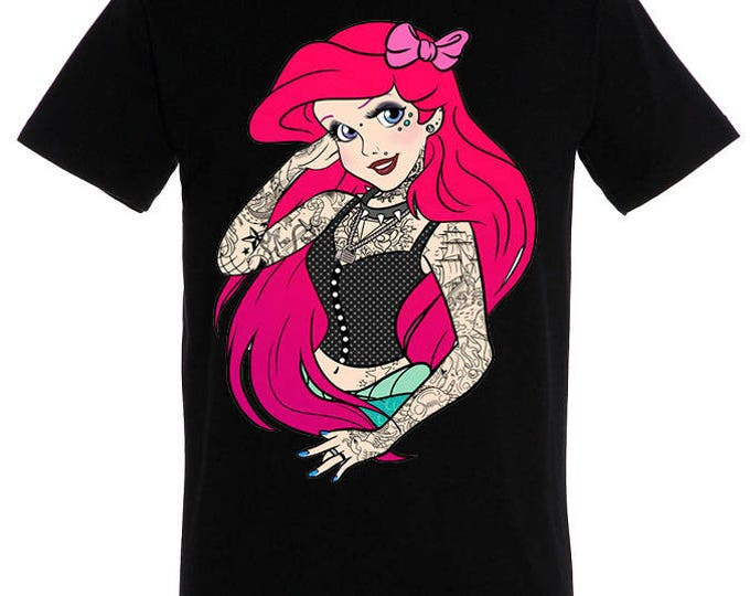 Arielle tshirt gift for Christmas, birthday or Easter