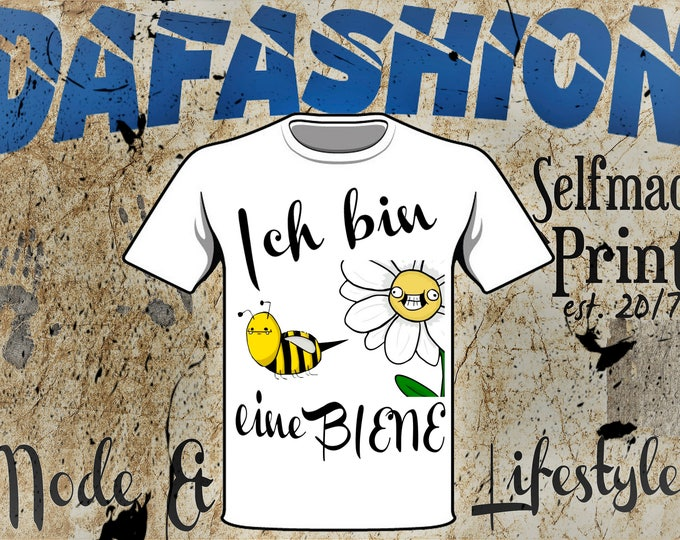 I am a bee tshirt birthday or Easter gift for Christmas