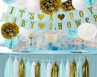 Baby Shower Decor Etsy