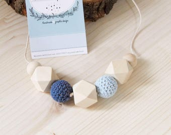 Lactation Necklace MoD. Starry Sky