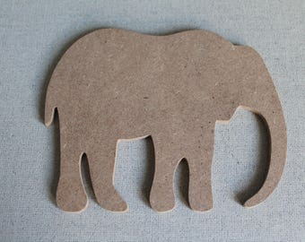 This handmade figure of MDF for creative Home Deco