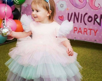 1f0db6328b Baby girl tutu dress | Etsy
