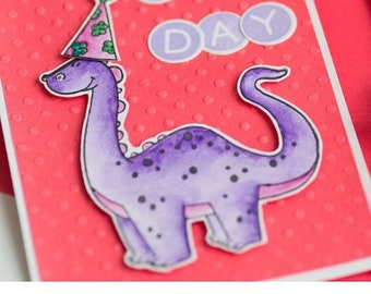 HAPPY DINO! | For boys and girls who love dinosaurs