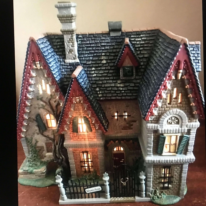 Great Expectations Satis Manor Dept 56