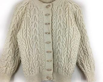 490e9504a Chunky knit cardigan