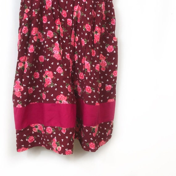 Boho Playsuit, Floral Playsuit, Vintage Playsuit,… - image 4