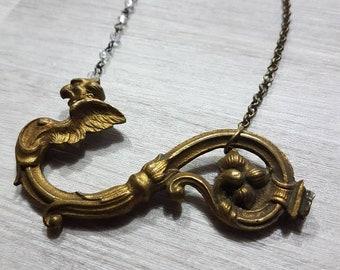 Vintage Assemblage Necklace