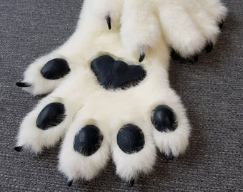 Fursuit paws handpaws pre-made