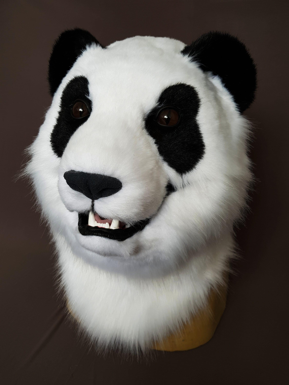 Fursuit Panda giant panda fursuit partial