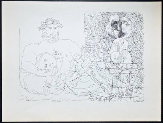 Picassos Vollard Suite