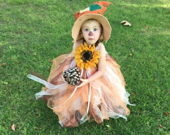 Scarecrow Tutu Dress