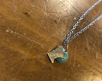 Minnesota Charm Necklace