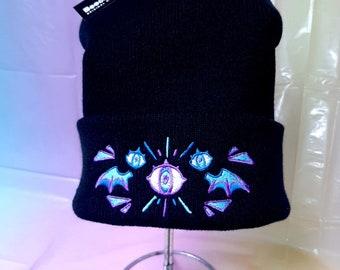 Awakened Embroidered Beanie
