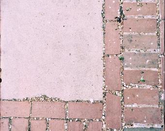 "Digital Download Bricks in Boston 12"" x 12"" 300 dpi"