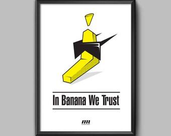 In Banana We Trust