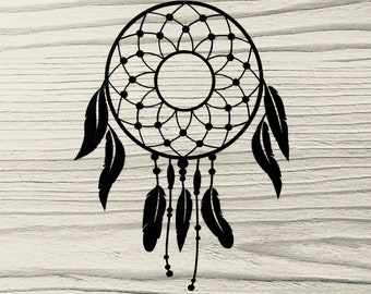 Cups Water Bottles Etc. Native American Sun Moon Symbol Vinyl Decal for Laptops Cars