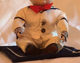 "Knowles ""Matthew"" Porcelain Doll"