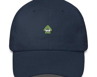 1a6fccab482 Green Squid Hat - Splatoon Hat - Green Squid Cap - Splatoon 2 Hat - Splatoon  Squid Hat - Splatoon 2 Cap - Splatoon Squid Cap - Inkling Hat