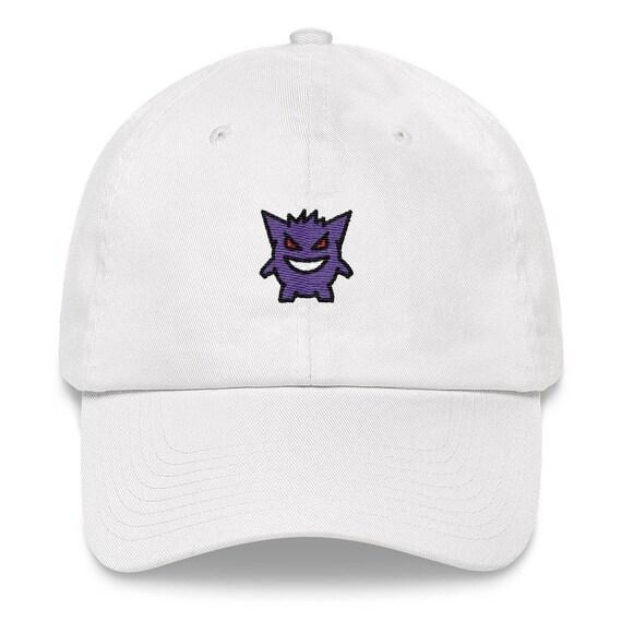 5c3e8af85fb Gengar Hat Gengar Pokemon Pokemon Hat Gengar Dad Hat