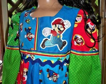 Super Mario Bro.s   dress