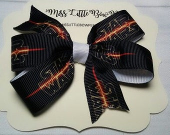 3 inch Star Wars bow