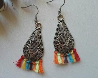 Arcoiris, earrings