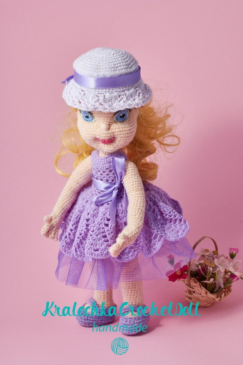 Tilda Doll Hair Embroidery Yarn Set Mouline Yarn Hair Toy Making Craft