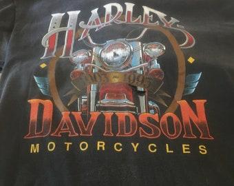 Vintage 90's Harley Davidson Tee