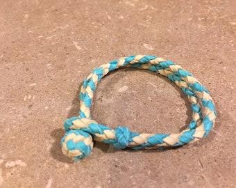 Double 4 strand bracelet