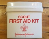 BOY Scout First Aid Kit, ...