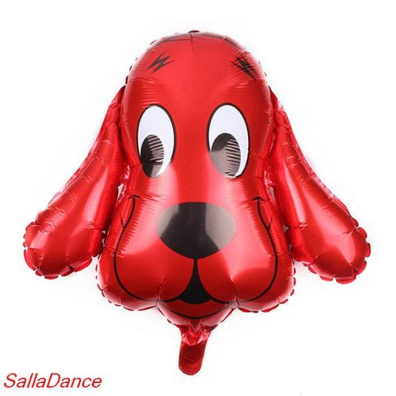 New Puppy Modeling Aluminum Balloon Childrens Holiday Etsy