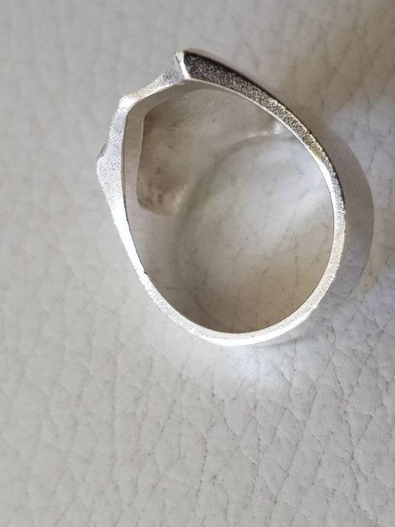 Lapponia Ring kauris Silber  massiv Gr.54,5