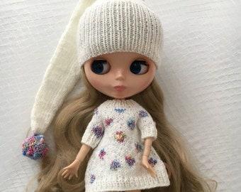 Blythe outfit Set for Blythe Blythe dress Blythe hat Blythe doll clothes