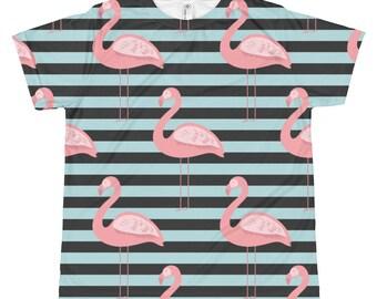 Flamingolicious Kids 8-12 Tee