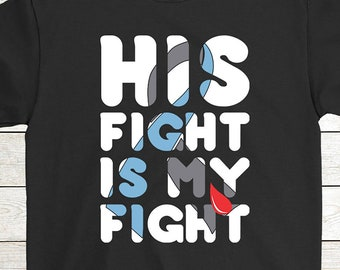 2c30ed66 Buy 2+ Get 30% OFF Diabetes Awareness Lover Birthday T-Shirt Funny Tee For  Daddy in National Diabetes Month: His Fight Is My Fight