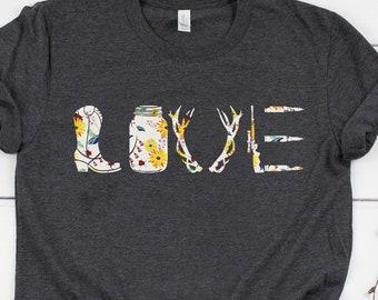 8fa6bc6a8d8aa Buy 2+ Get 30% OFF Hunter Shirt, Love Hunter, Huntress Shirt, Archery  Shirt, Hunting Shirt, Men Women Tee