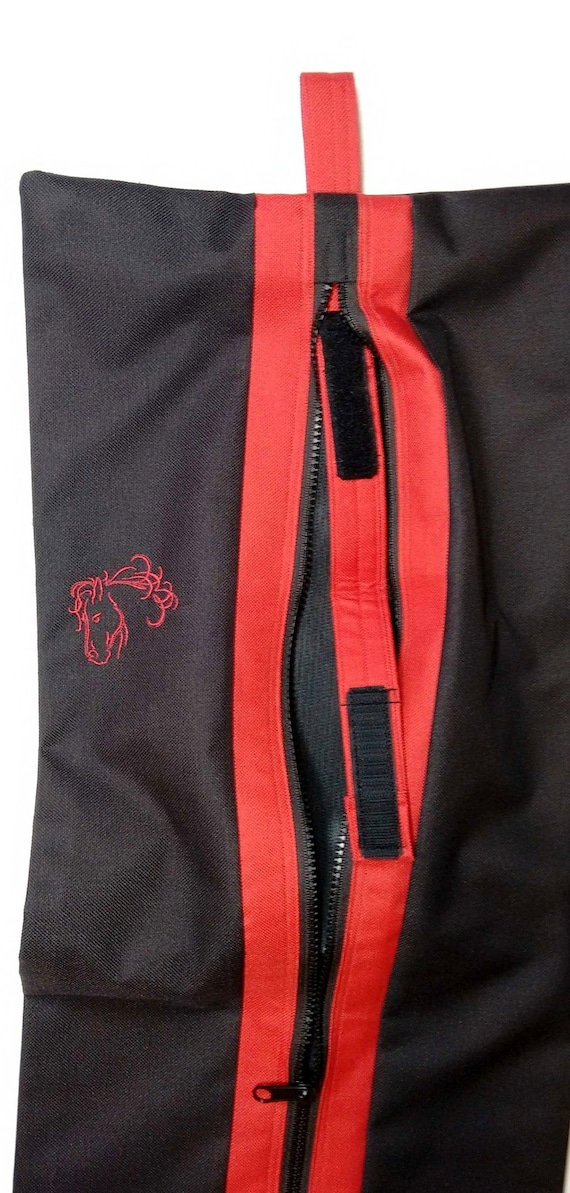 PERSONALISED embroidered Bridle Bag**Various Colours**